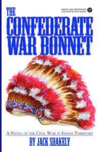 The Confederate War Bonnet by Jack Shakely